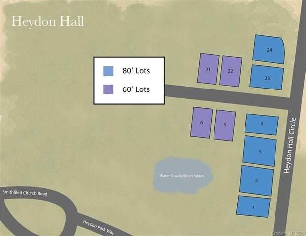 9409 Heydon Hall Circle #1, Charlotte, NC 28210 (#3569415) :: Stephen Cooley Real Estate Group