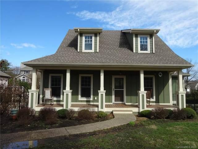 37 Moore Street, Weaverville, NC 28787 (#3569610) :: Keller Williams Professionals