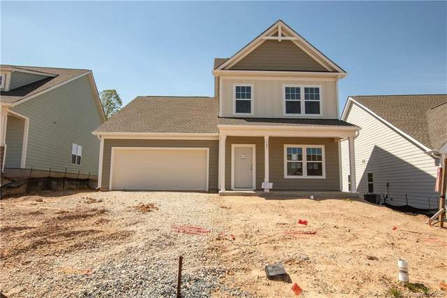 145 Canada Drive 88B, Statesville, NC 28677 (#3571217) :: MartinGroup Properties