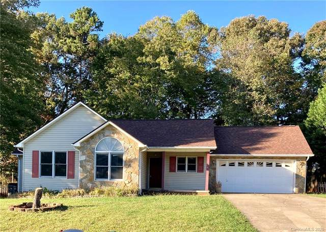 1714 Indian Springs Drive NW #119, Conover, NC 28613 (#3571504) :: LePage Johnson Realty Group, LLC