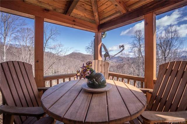 85 Sparkleberry Ridge, Waynesville, NC 28785 (#3571675) :: Odell Realty