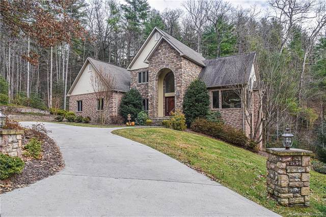 14 Mountain Spring Drive, Hendersonville, NC 28739 (#3571676) :: Mossy Oak Properties Land and Luxury