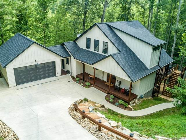 75 Fiver Lane, Hendersonville, NC 28792 (#3571728) :: Keller Williams Professionals