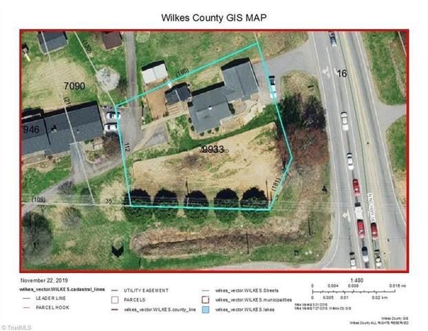 4034 Us Highway 421 Highway, Wilkesboro, NC 28697 (#3571794) :: BluAxis Realty