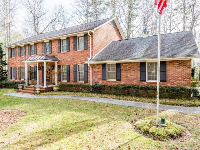 102 Thorngate Drive, Hendersonville, NC 28739 (#3572971) :: Keller Williams Professionals