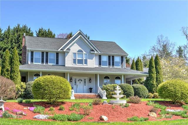 5 Foster Estate Drive, Asheville, NC 28806 (#3573347) :: LePage Johnson Realty Group, LLC