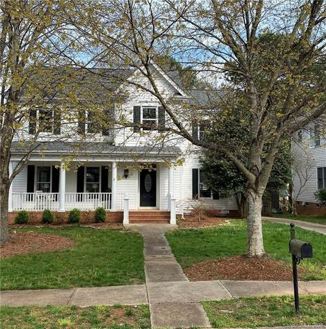 136 N Lynbrook Drive, Davidson, NC 28036 (#3573871) :: LePage Johnson Realty Group, LLC