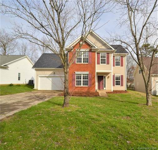 4530 Keeneland Lane, Charlotte, NC 28216 (#3573885) :: Rowena Patton's All-Star Powerhouse
