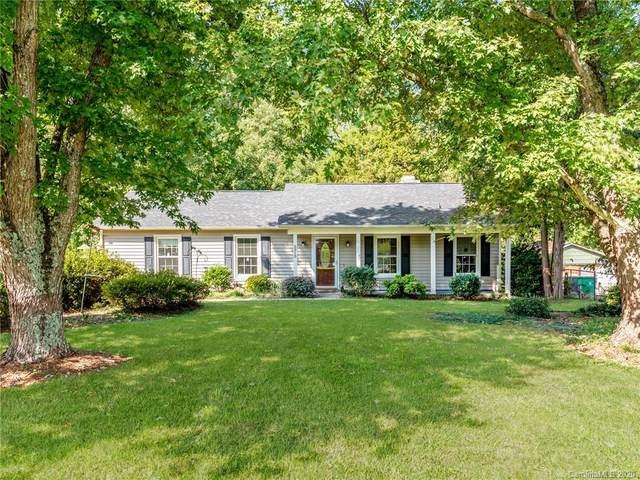 5313 Poplar Springs Drive, Charlotte, NC 28269 (#3574820) :: Carolina Real Estate Experts