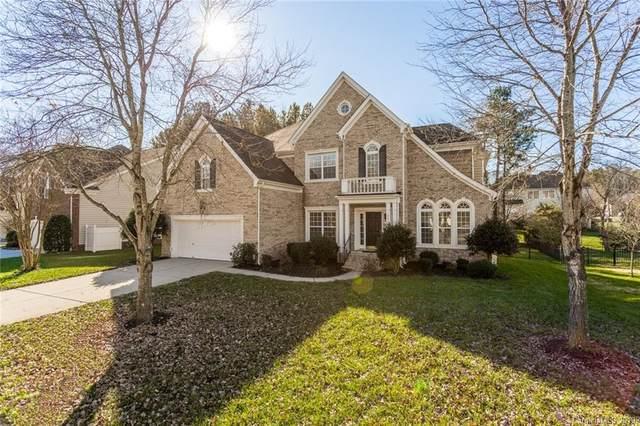 5924 Checkerberry Lane, Huntersville, NC 28078 (#3575173) :: LePage Johnson Realty Group, LLC