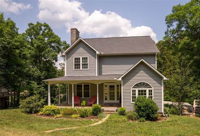 142 N Shoreline Drive, New London, NC 28127 (#3575943) :: Keller Williams South Park