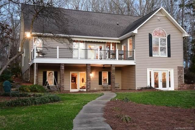 17903 Margie Lane, Norwood, NC 28128 (#3575944) :: Carlyle Properties