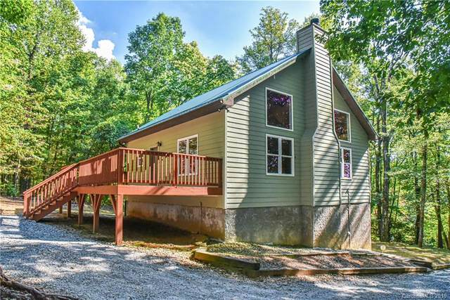 21 Rolling Ridge Trail, Black Mountain, NC 28711 (#3576262) :: Stephen Cooley Real Estate Group