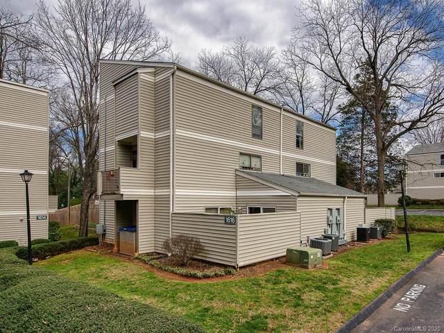 1616 Flynnwood Drive F, Charlotte, NC 28205 (#3576924) :: Homes Charlotte