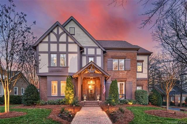 3441 Indian Meadows Lane, Charlotte, NC 28210 (#3578084) :: Stephen Cooley Real Estate Group