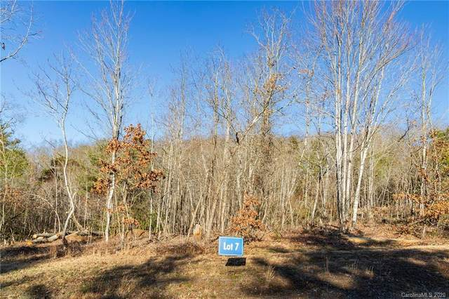 120 Saddle Ridge Drive #7, Alexander, NC 28701 (#3578351) :: Stephen Cooley Real Estate Group