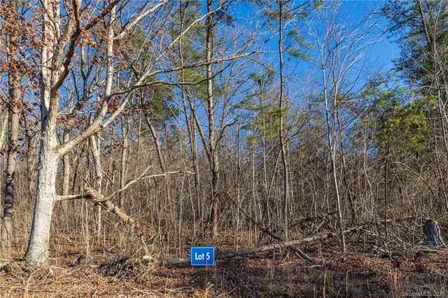 124 Saddle Ridge Drive #5, Alexander, NC 28701 (#3578352) :: Stephen Cooley Real Estate Group