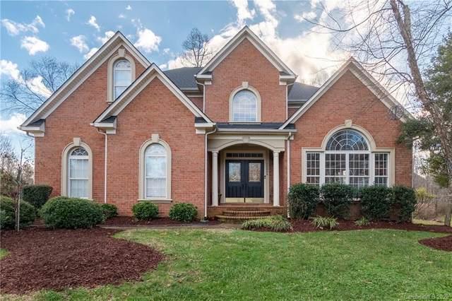 15804 Woodcote Drive, Huntersville, NC 28078 (#3578653) :: LePage Johnson Realty Group, LLC