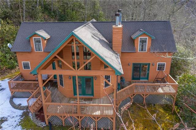 306 Picnic Gap Road, Maggie Valley, NC 28751 (#3578849) :: Charlotte Home Experts