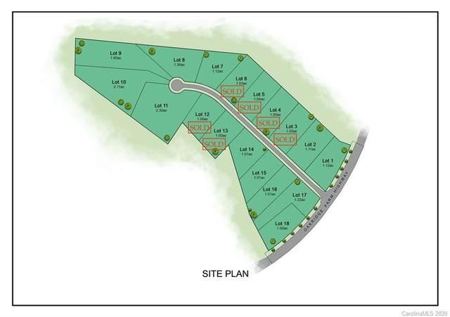 157 Sills Creek Lane #11, Mooresville, NC 28115 (#3580157) :: MartinGroup Properties