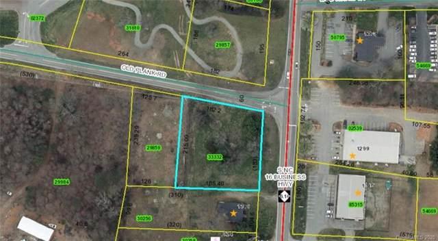 00 S Nc 16 Business Hwy Highway, Stanley, NC 28164 (#3580432) :: Cloninger Properties