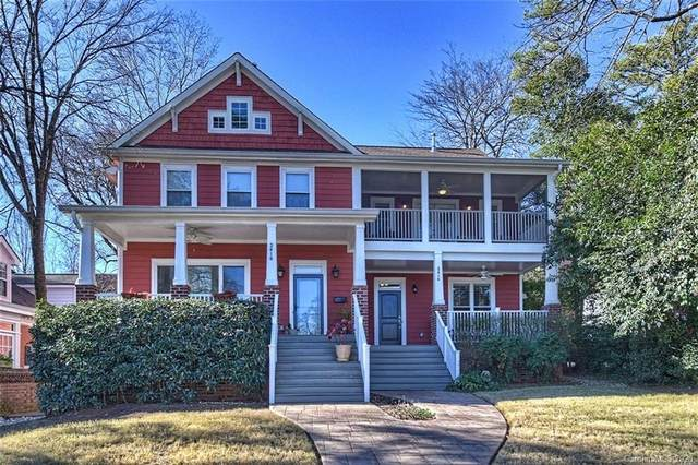 2414 Vail Avenue B, Charlotte, NC 28207 (#3580518) :: Ann Rudd Group