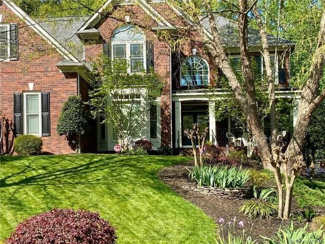 10407 Caneel Court, Huntersville, NC 28078 (#3581390) :: MartinGroup Properties