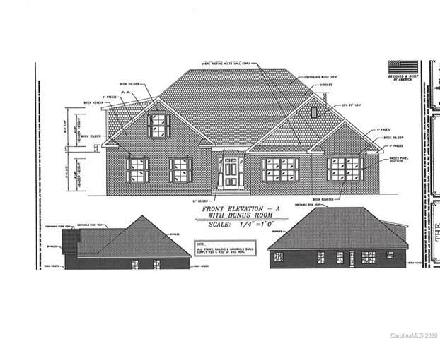 5401 Sustar Drive #114, Monroe, NC 28110 (#3581477) :: Caulder Realty and Land Co.