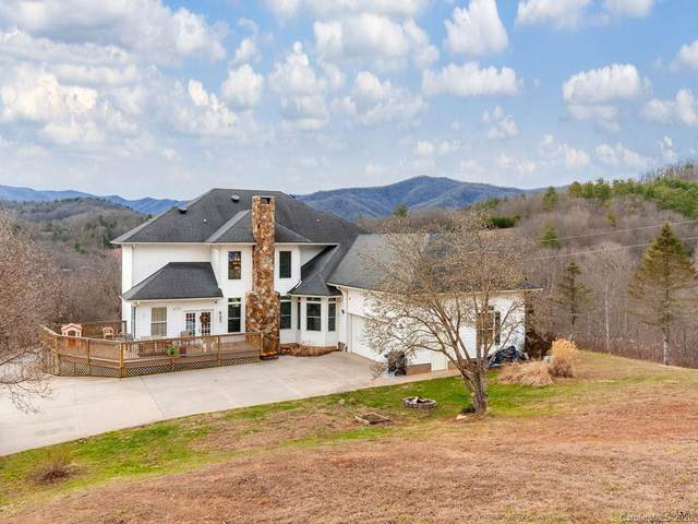 122 Lucky Lane, Clyde, NC 28721 (#3582030) :: High Performance Real Estate Advisors