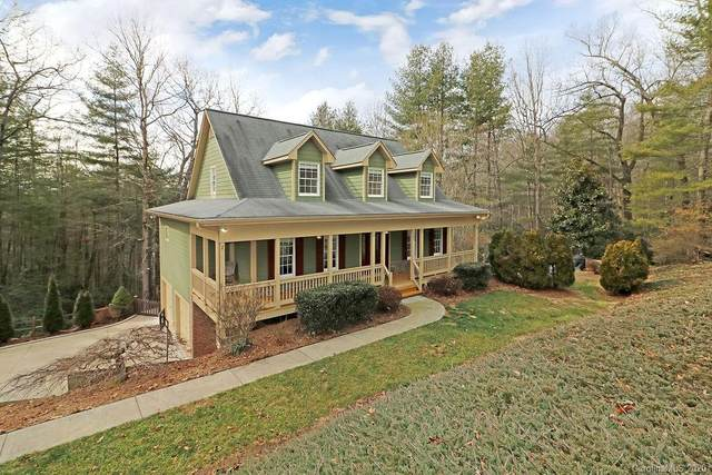 2085 Deep Woods Drive, Hendersonville, NC 28739 (#3582416) :: Keller Williams Professionals