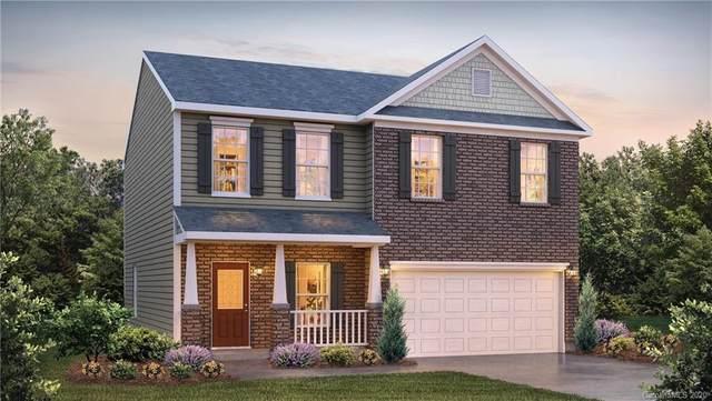 124 Calderdale Lane #5, Charlotte, NC 28262 (#3582447) :: MartinGroup Properties