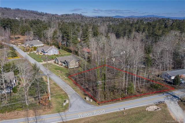 20 Willow Place Circle #1, Hendersonville, NC 28739 (#3582986) :: Carlyle Properties