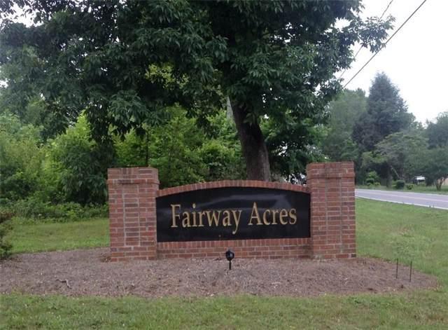 1579 Fairway Drive, Newton, NC 28658 (#3583091) :: Exit Realty Vistas