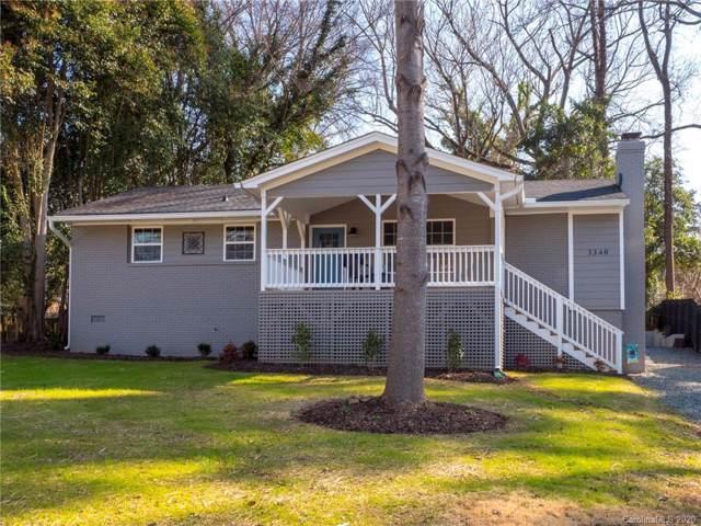 3340 Eastwood Drive, Charlotte, NC 28205 (#3583566) :: Rinehart Realty