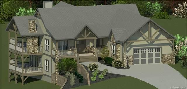 44 Gracie Lane #16, Weaverville, NC 28787 (#3583767) :: High Performance Real Estate Advisors