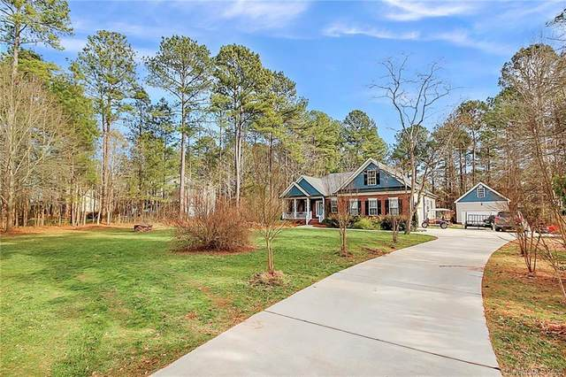 1545 High Ridge Drive, Stanley, NC 28164 (#3583874) :: LePage Johnson Realty Group, LLC
