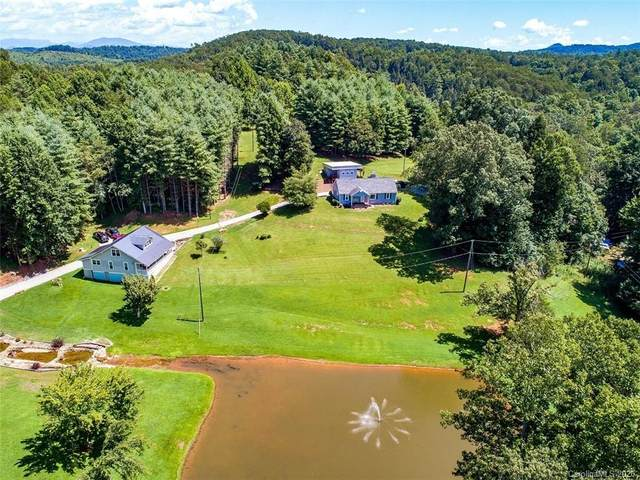 162 Saw Mill Road, Old Fort, NC 28762 (#3584133) :: Besecker Homes Team