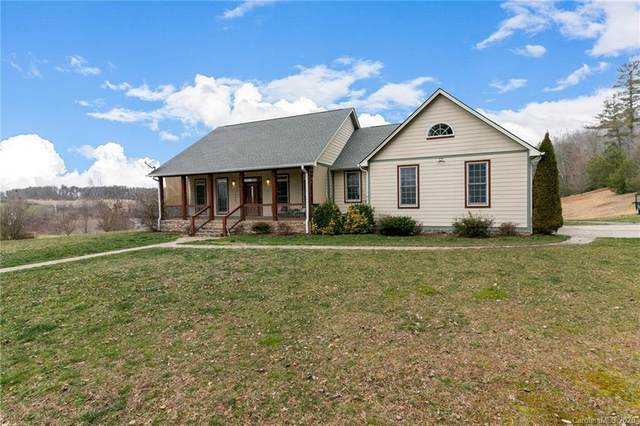 125 Ivy Meadows Drive, Weaverville, NC 28787 (#3584417) :: LePage Johnson Realty Group, LLC