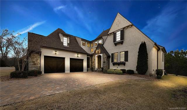13541 Grand Palisades Parkway Lot 16, Charlotte, NC 28278 (#3584517) :: MartinGroup Properties