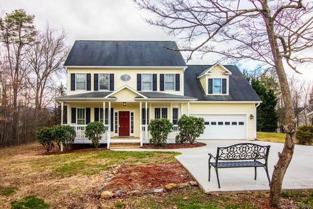 8 Stags Run, Candler, NC 28715 (#3584656) :: Exit Realty Vistas
