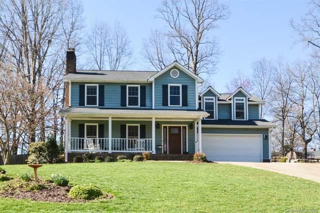 109 Steuben Drive #15, Huntersville, NC 28078 (#3584777) :: LePage Johnson Realty Group, LLC