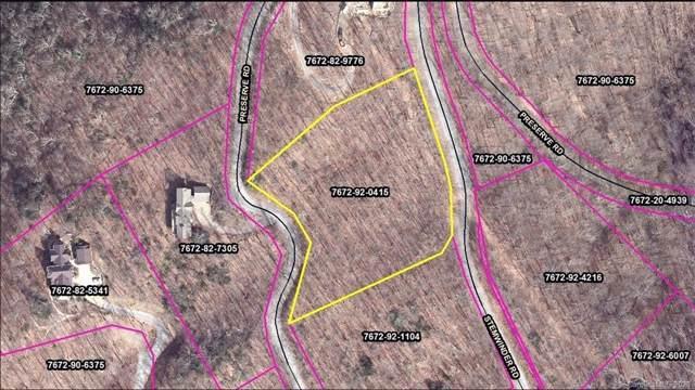 0186 Preserve Road, Sylva, NC 28779 (#3584987) :: Charlotte Home Experts