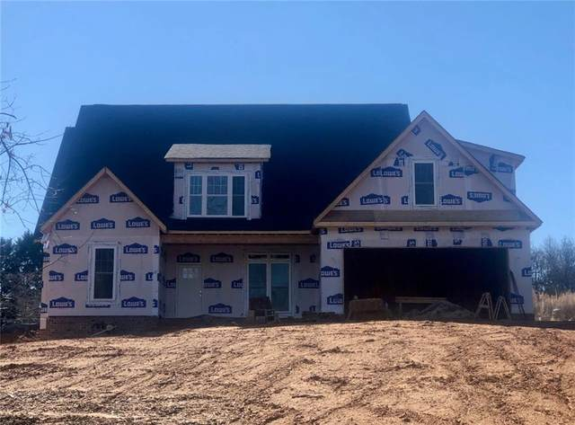 4335 Steve Ikerd Drive NE, Hickory, NC 28601 (#3585045) :: Caulder Realty and Land Co.