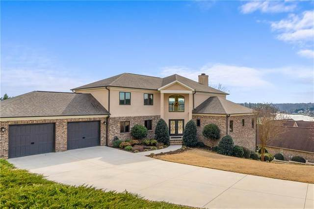 157 Mariners Pointe Lane, Hickory, NC 28601 (#3585066) :: Stephen Cooley Real Estate Group