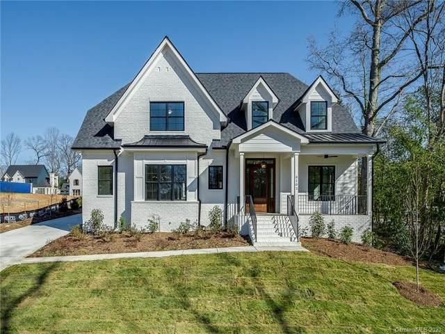 3102 Cramer Pond Drive, Charlotte, NC 28205 (#3585262) :: LePage Johnson Realty Group, LLC