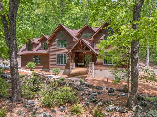 879 Rockwood Lane, Tryon, NC 28782 (#3585379) :: Puma & Associates Realty Inc.