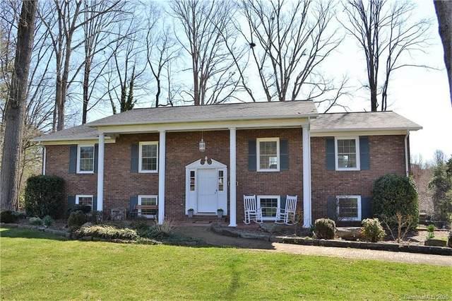 107 Oakwood Street, Morganton, NC 28655 (#3585464) :: LePage Johnson Realty Group, LLC