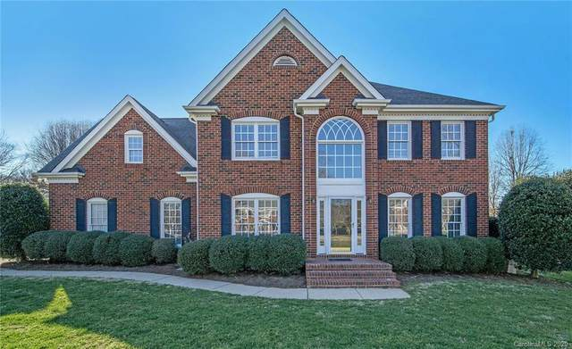 16311 Ranger Trail, Huntersville, NC 28078 (#3585571) :: The Ramsey Group
