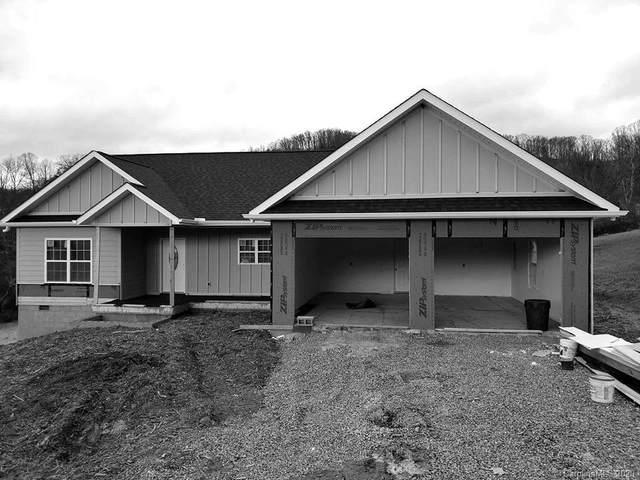 150 Blackberry Cove Drive #2, Mars Hill, NC 28754 (#3585846) :: Ann Rudd Group