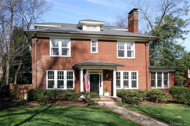1326 Lafayette Avenue, Charlotte, NC 28203 (#3585872) :: Roby Realty